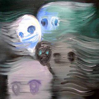 Makiko Furuichi, peinture