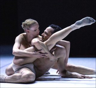 Jacopo Godani (Dresden Frankfurt Dance Company), Extinction of a Minor Species, 2017