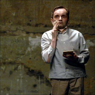 Raimund Hoghe, 36, Avenue Georges Mandel, 2007