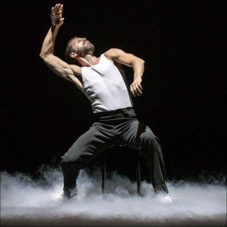 Johan Inger, Alexander Ekman, Mats Ek, Dancing with Bergman, 2018