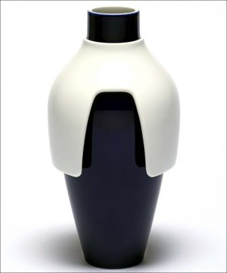 Matali Crasset, collection de vases Les Capes, 2018