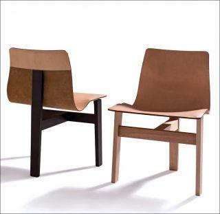 Angelo Mangiarotti, chaises Tre 3, 1978