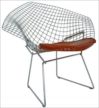 Harry Bertoia, Diamond Chair, 1952