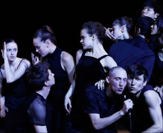 Ohad Naharin (Batsheva Dance Company), Venezuela, 2017