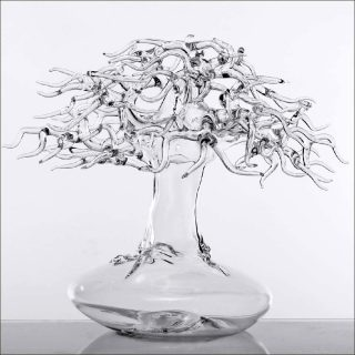 Simone Crestani, Glass Bonsai, 2016
