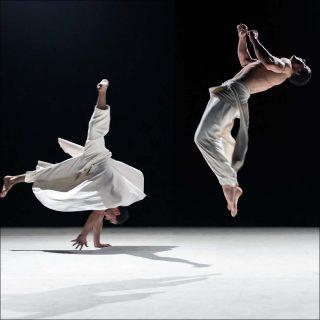 Hervé Koubi (Cie Koubi), Ce que le jour doit à la nuit, 2012