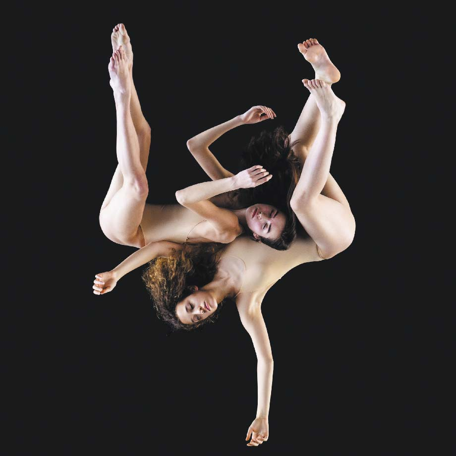 Angelin Preljocaj (Ballet Preljocaj), Gravité, 2018