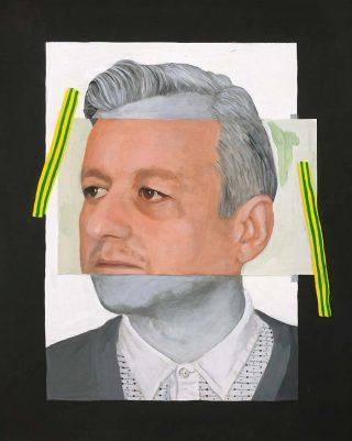 Thierry Lagalla, Le sous moi, 2017.