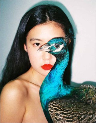 Ren Hang, Untitled 2016.