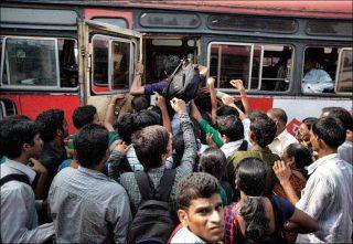Ishan Tankha, Suivre la trace du rail indien, 2014/2016.