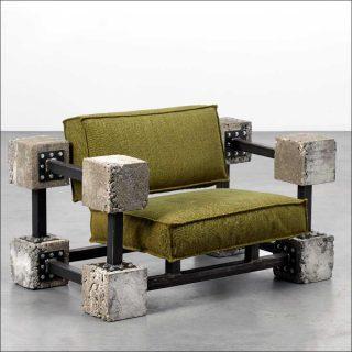 Atelier Van Lieshout, Flatpack (Concrete), 2016