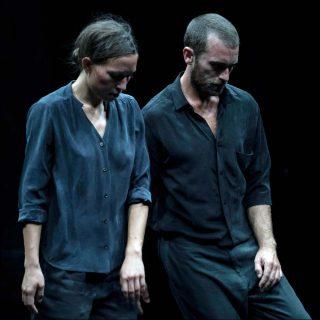 Angela Rabaglio et Micaël Florentz (Cie Tumbleweed), The Gyre, 2018