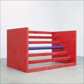 Donald Judd, Untitled, 1963.