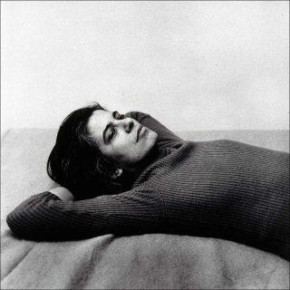 Peter Hujar, Portrait de Susan Sontag, vers 1974.