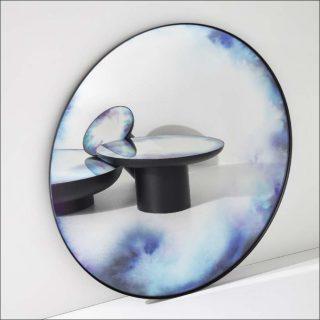 Constance Guisset (Constance Guisset Studio) pour Petite Friture, miroir Francis, 2012