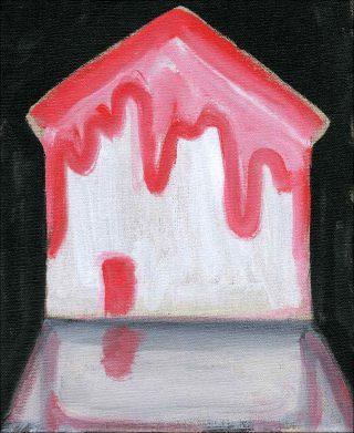 Guillaume Pinard, La maison rouge, 2016.