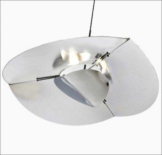 Atelier BL119 (Grégory Blain et Hervé Dixneuf), suspension Aurora, 2019