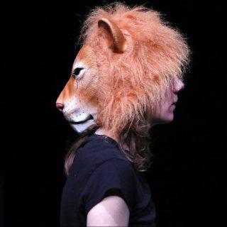 Mylène Benoit et Magda Kachouche (Cie Contour Progressif), Diotime et les lions, 2018