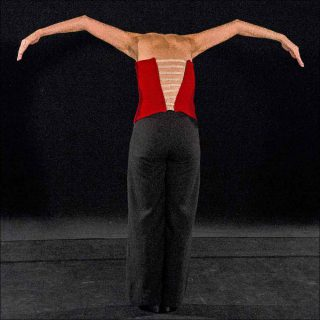 São Paulo Dance Compagny (dirigée par Inês Bogéa), Scholz, Goecke, Bouvier, 2018