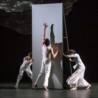 Pontus Lidberg pour le Ballet du Grand Théâtre de Genève (sous la direction de Philippe Cohen), Une autre passion, 2017