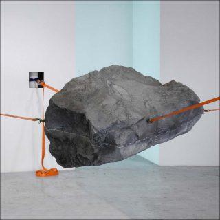 Pierre Malphettes, La météorite, 2010.