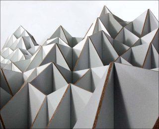 Vincent Mauger, La texture de la houle, 2019.