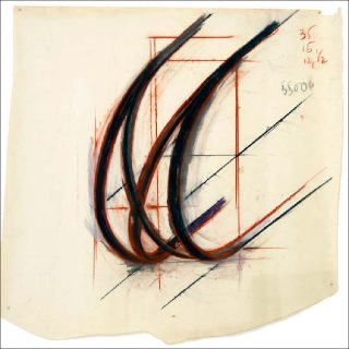 Tjeerd Alkema, Sans titre, 1983.