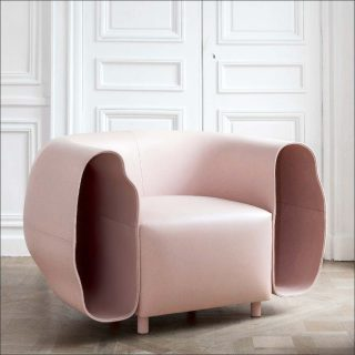 Mathieu Lehanneur, fauteuil Elephant