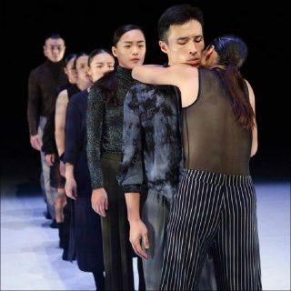Po-Cheng Tsai (Cie B. Dance), Rage (怒), 2018