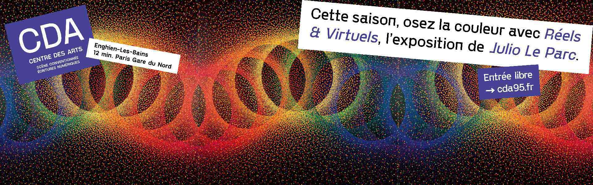 CDA-Enghien les Bains-Reels et virtuels