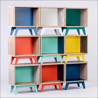 Atelier Emmaüs, meubles Henri