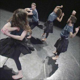 Hervé Robbe (Cie Travelling & Co), In Extenso, Danses en Nouvelles - Danse de 4, 2019