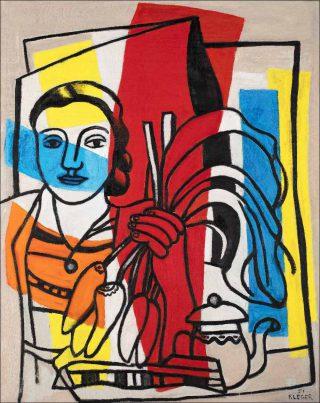 Fernand Léger, La Botte de navets, 1951.