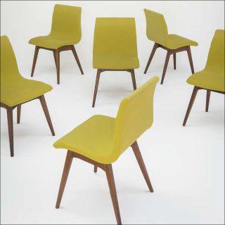 René-Jean Caillette, chaise C59, 1960