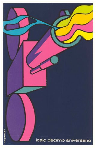 Alfredo Rostgaard, ICAIC decimo aniversario, 1969