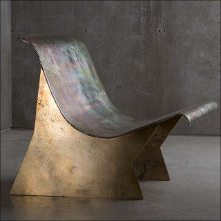 Vincenzo De Cotiis, Éternel - DC1919 (Lounge Chair), 2019