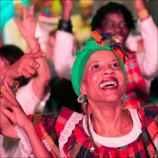 Chantal Loïal (Cie Difé Kako), Le Bal Konsèr, 2007-2019