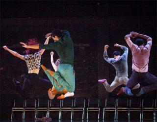 Kaori Ito, pour le Ballet national du Chili, ¿ Puedo Flotar ?, 2016