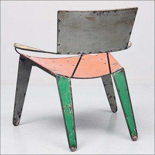Hamed Ouattara, chaise Scarabée