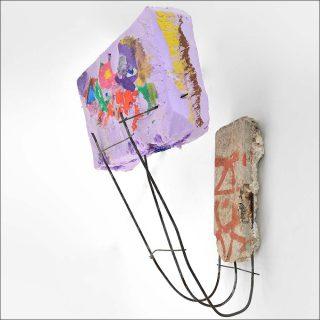 Anita Molinero, Sans titre (série les petits bétons de la petite ceinture), 2014.