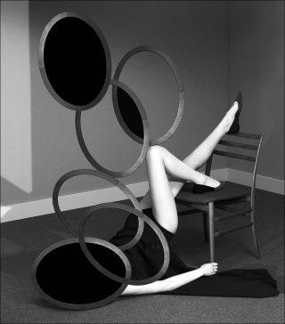 Noé Sendas, Wallpaper* Girl (Dior) (détail), 2015.