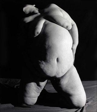 Ariane Lopez-Huici, Le corps qui parle, Vénus de Manhattan 2, 1994.