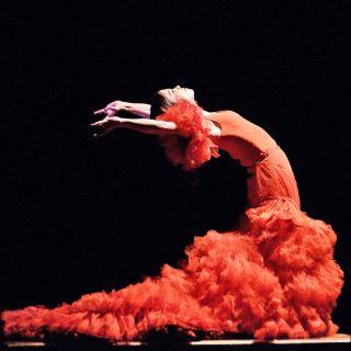 Olga Pericet, La espina que quiso ser flor, 2020. Flamenco.