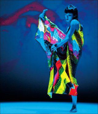 Cheng Tsung-lung, 13 Tongues, 2020. Danse contemporaine. Durée: 1h.