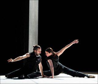 Marie-Agnès Gillot, Andrés Marin, Magma, 2020. Flamenco. Durée: 1h.