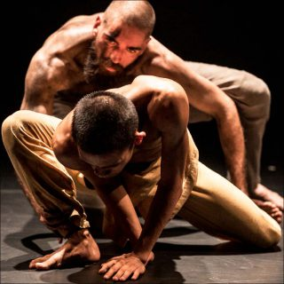 Akram Khan, Outwitting the Devil, 2020. Danse contemporaine. Durée : 1h10.