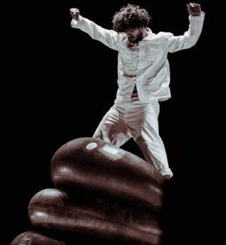 Syhem Belkhodja, Les raisons d'espérer, 2020. Danse contemporaine. Durée: 1h.