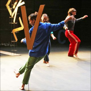 Georges Appaix, XYZ, 2020. Danse contemporaine.