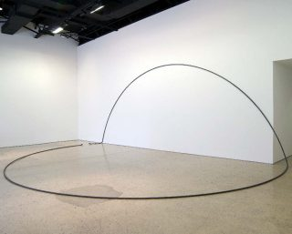 sculpture de Valentin Carron, consortium