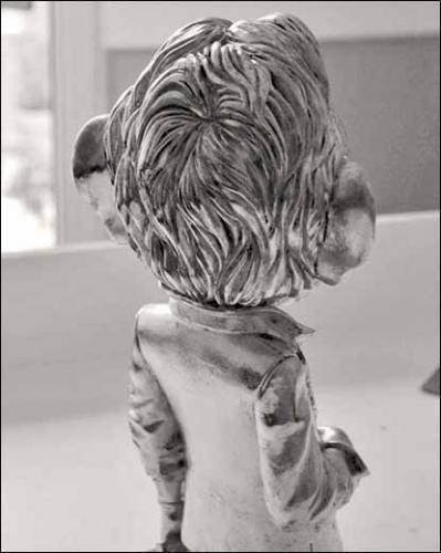 Maxime Rossi - Bouquet fleuri, bouquet flétri. C'est au choix - Paris Art